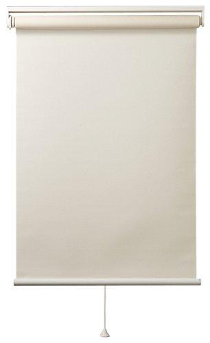 ソノマ ロールスクリーン 90×180cm 無地 No.126 ナチュラル