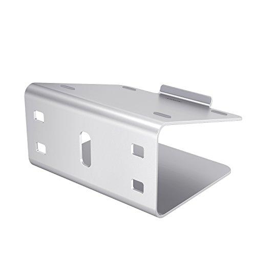 AUKEY ノートパソコンスタンド PCスタンド アルミニウム製 肩こり改善 滑り止め付き ノートPC/iPad/MacBook/Pro/Air/一般的なラップトップ 等11-17インチ以内に対応 HD-LS