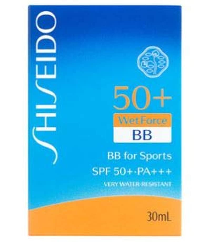 パーチナシティ吸い込む振るう資生堂 BB フォー スポーツ ダーク 日中用乳液 30ml (SPF50+/PA+++)