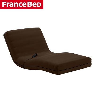 フランスベッド ルーパームーブ 電動リクライニングマットレス RP-1000 専用カバー ブラウン色 39533131