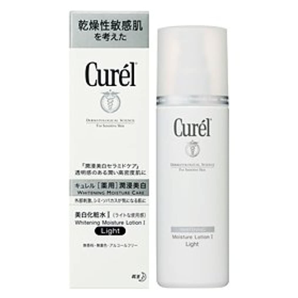 防水評判上にキュレル 美白化粧水1(ライトな使用感) 140ml×3個セット