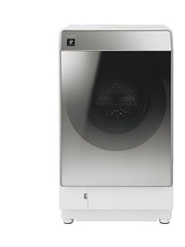 シャープ ドラム式洗濯乾燥機 11kg ミラーシルバー系 ES...