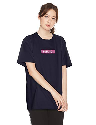 [MILKFED.] SS TEE Embroidered BAR 03182106