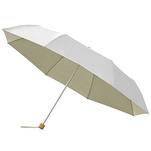 FIELDOOR 日傘 折りたたみ 完全遮光 UVカット 1...