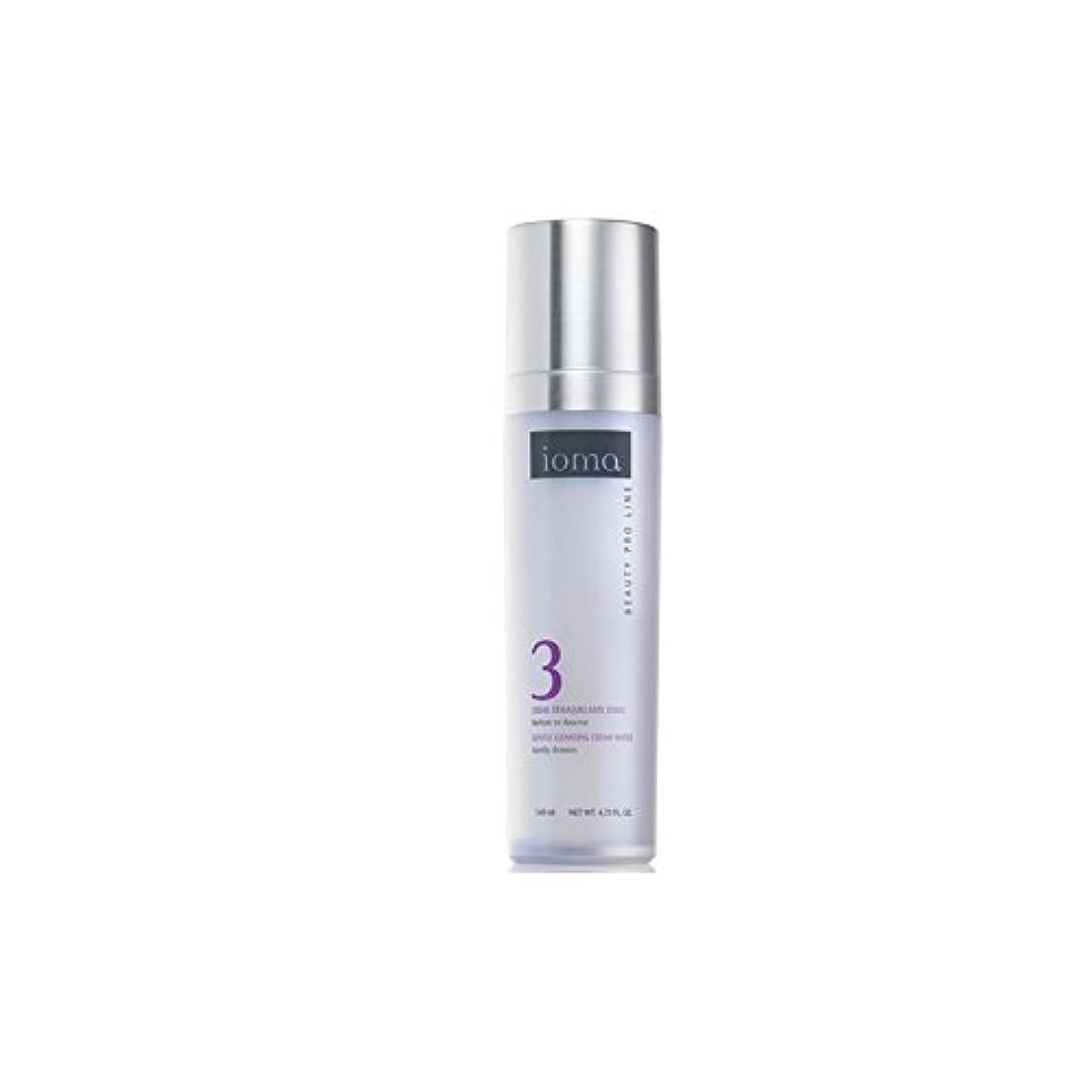 韓国語けん引五ジェントルクレンジングクリーム水140ミリリットル x4 - Ioma Gentle Cleansing Cream Water 140ml (Pack of 4) [並行輸入品]