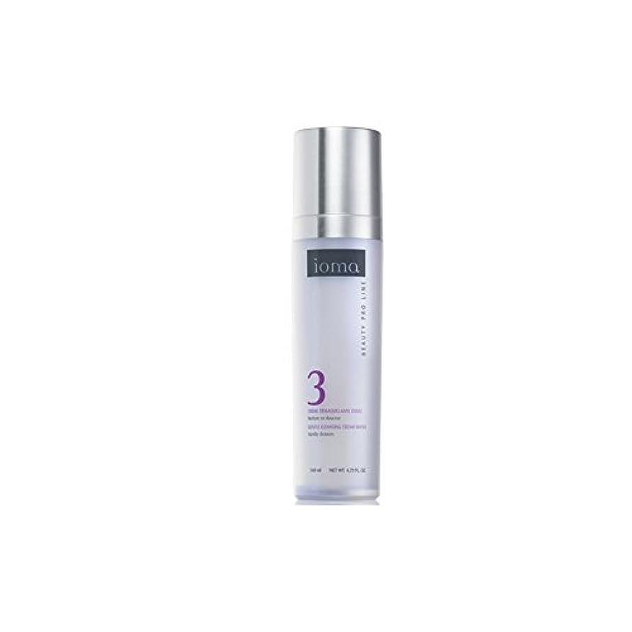 疾患襟物語ジェントルクレンジングクリーム水140ミリリットル x4 - Ioma Gentle Cleansing Cream Water 140ml (Pack of 4) [並行輸入品]