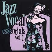 Jazz Vocal Essentials 1