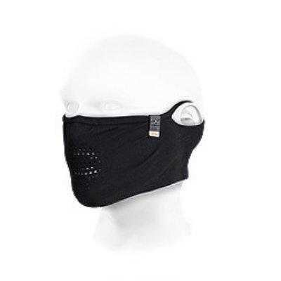 NAROO MASK (ナルーマスク) N1s UV99%カット 夏用スポーツマスク (ブラック)