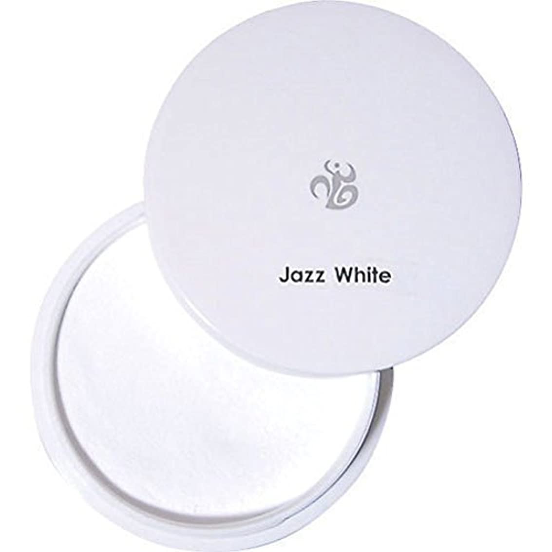 入手しますすり減る情緒的パウダー ジャズホワイト 57g
