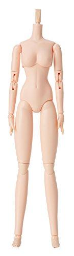 オビツドール 27cm オビツボディ 女性 SBH バストサイズ S ホワイティ ソフトビニール製 可動フィギュア素体