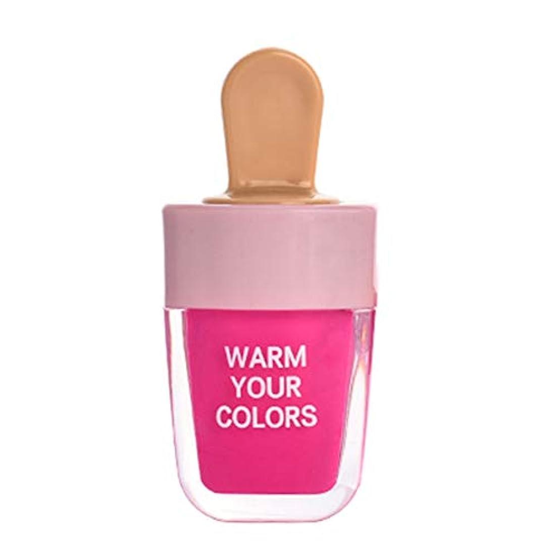 高価な真空略すRemeeHi 口紅 リップティント アイスクリーム リップスティック リップカラー ラスティング 防水 落ちない メイクアップ メイク道具 化粧品保湿 リップクリーム 韓国風 学生 可愛い