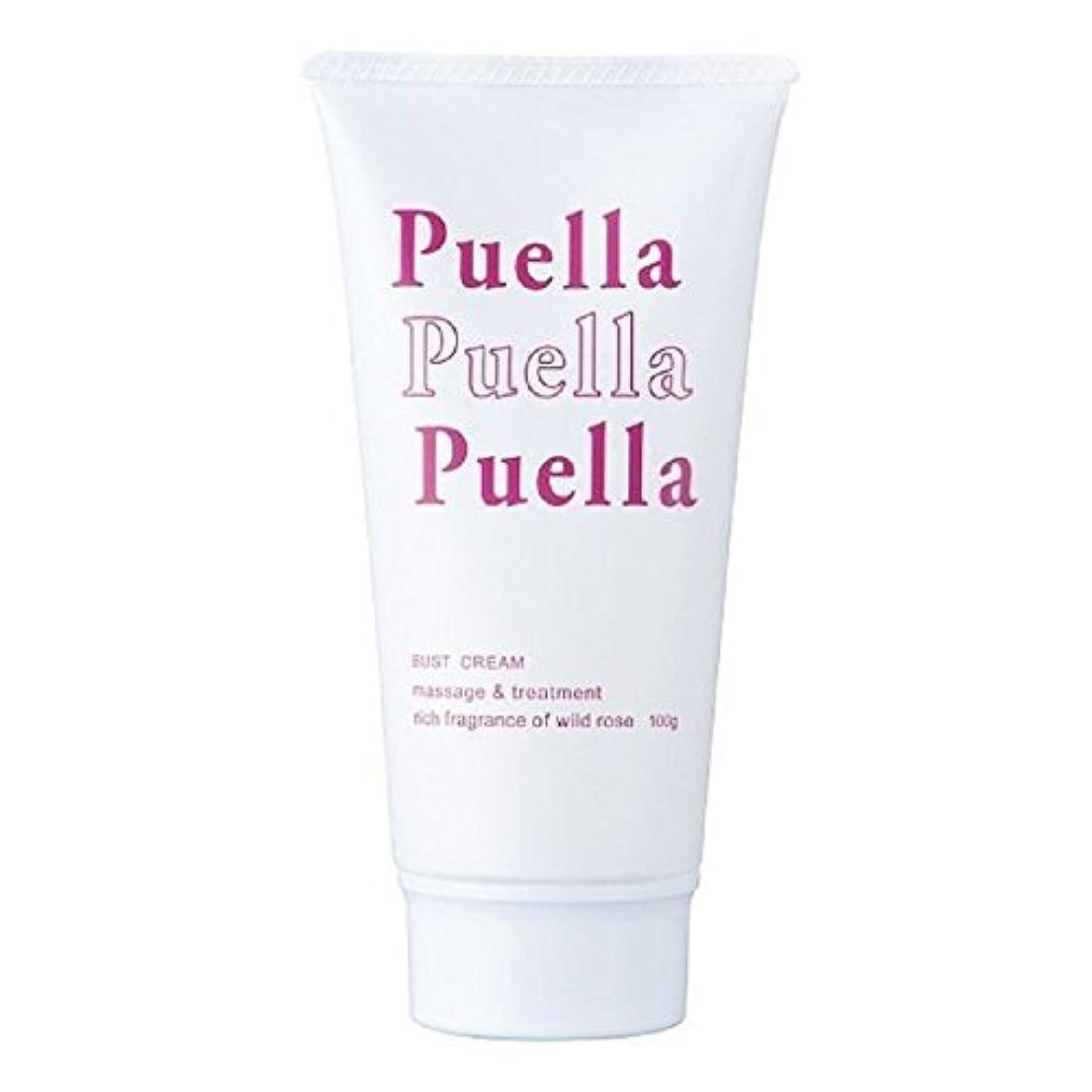食料品店マリン持っているPuella プエルラ バスト用クリーム