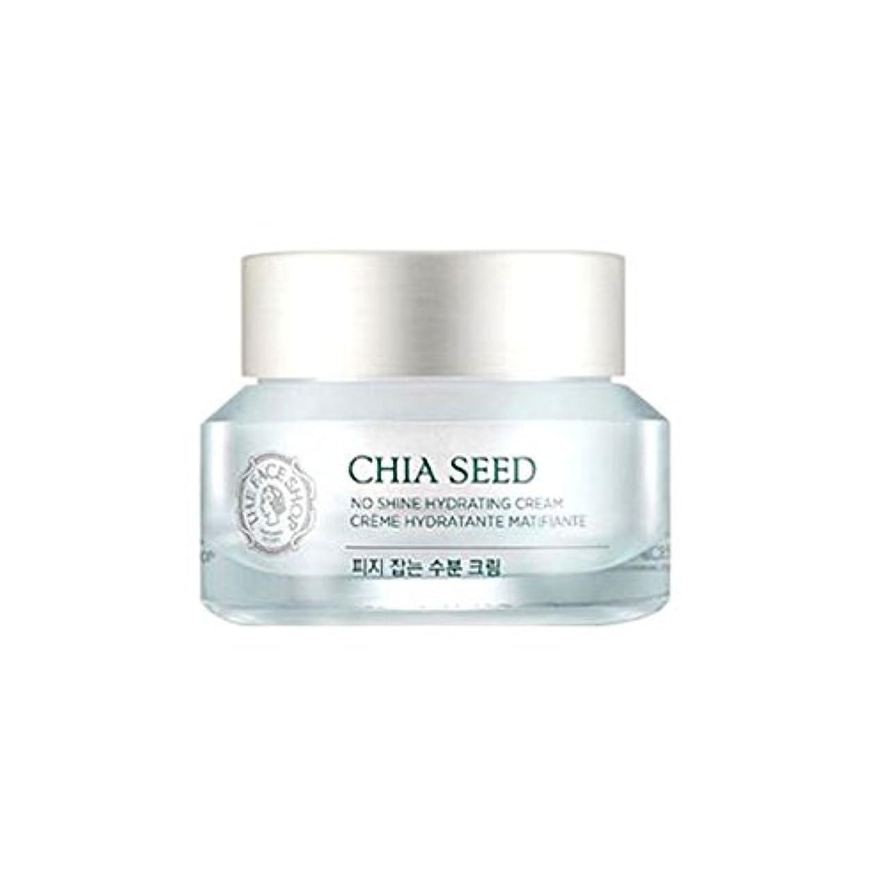 セイはさておき古風な研磨剤ザ·フェイスショップ The Face Shop チアシード皮脂コントロールモイスチャークリーム (50ml) The Face Shop Chia Seed Sebum Control Moisture Cream [...