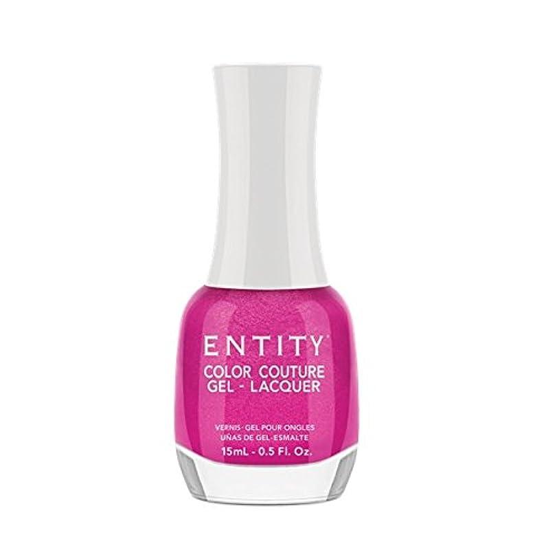 オフェンスグラスタイプEntity Color Couture Gel-Lacquer - Beauty Obsessed - 15 ml/0.5 oz