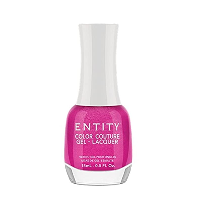 反対壁タイプEntity Color Couture Gel-Lacquer - Beauty Obsessed - 15 ml/0.5 oz