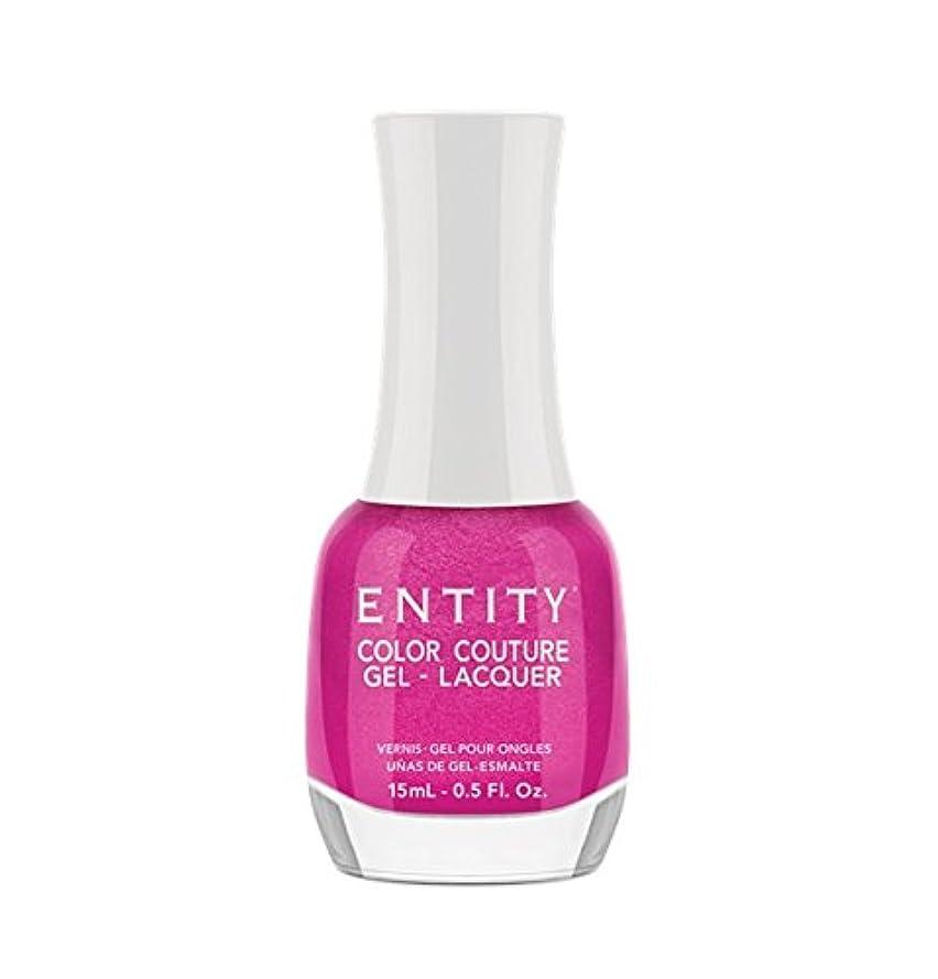 言うまでもなく感嘆符無傷Entity Color Couture Gel-Lacquer - Beauty Obsessed - 15 ml/0.5 oz