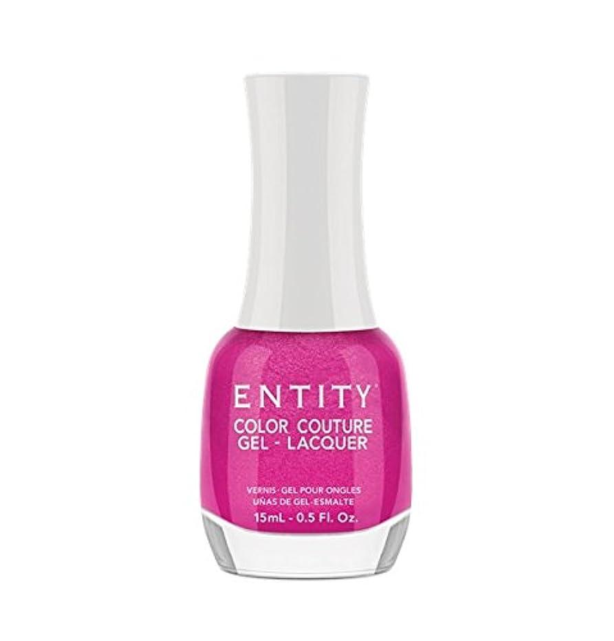 宣言するやがて熱心Entity Color Couture Gel-Lacquer - Beauty Obsessed - 15 ml/0.5 oz