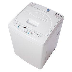 DAEWOO 4.6kg 全自動洗濯機ダイウ DW-46BW
