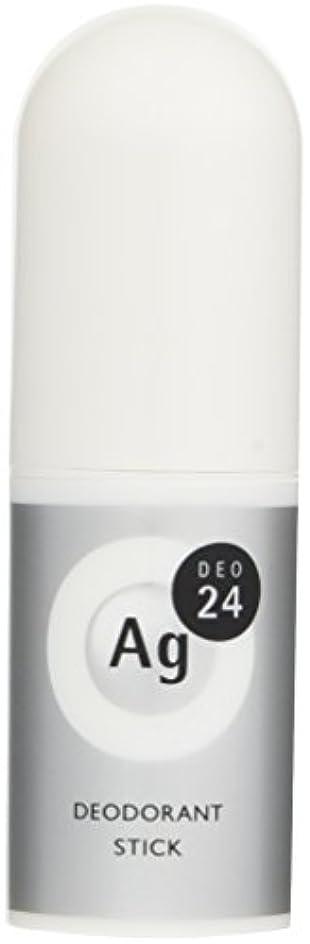 効果ちっちゃい上流のエージーデオ24 デオドラントスティックEX 無香料 20g (医薬部外品)