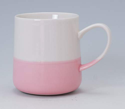 奥川陶器 淡彩 マグカップ(桃) 398650 398650