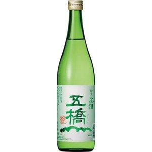 【夏の生酒】五橋 純米生酒720ml