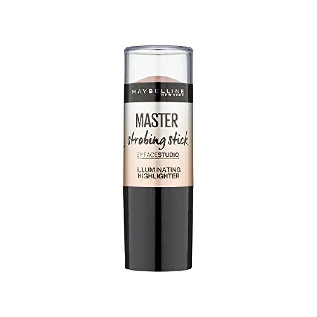 驚き毎月紳士メイベリンマスターストロボスティックライト x2 - Maybelline Master Strobing Stick Light (Pack of 2) [並行輸入品]