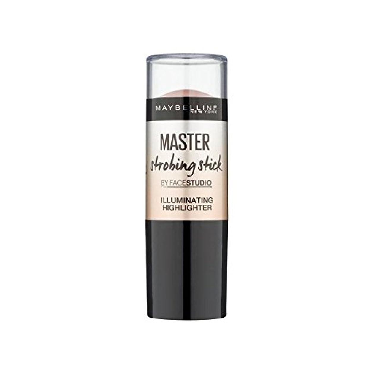 厚くする隣接する療法メイベリンマスターストロボスティックライト x2 - Maybelline Master Strobing Stick Light (Pack of 2) [並行輸入品]