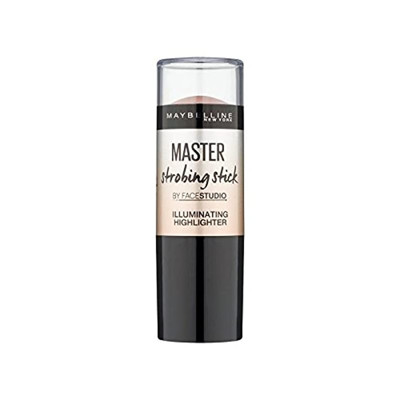 運河受け入れる保証するMaybelline Master Strobing Stick Light - メイベリンマスターストロボスティックライト [並行輸入品]
