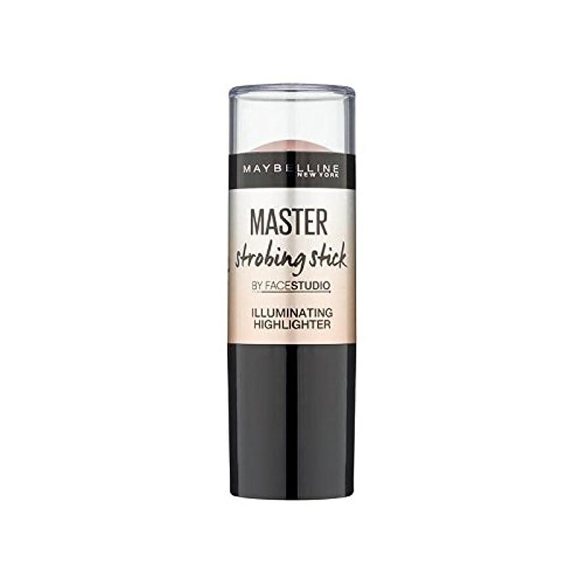 ランタンコンパクトコードメイベリンマスターストロボスティックライト x2 - Maybelline Master Strobing Stick Light (Pack of 2) [並行輸入品]