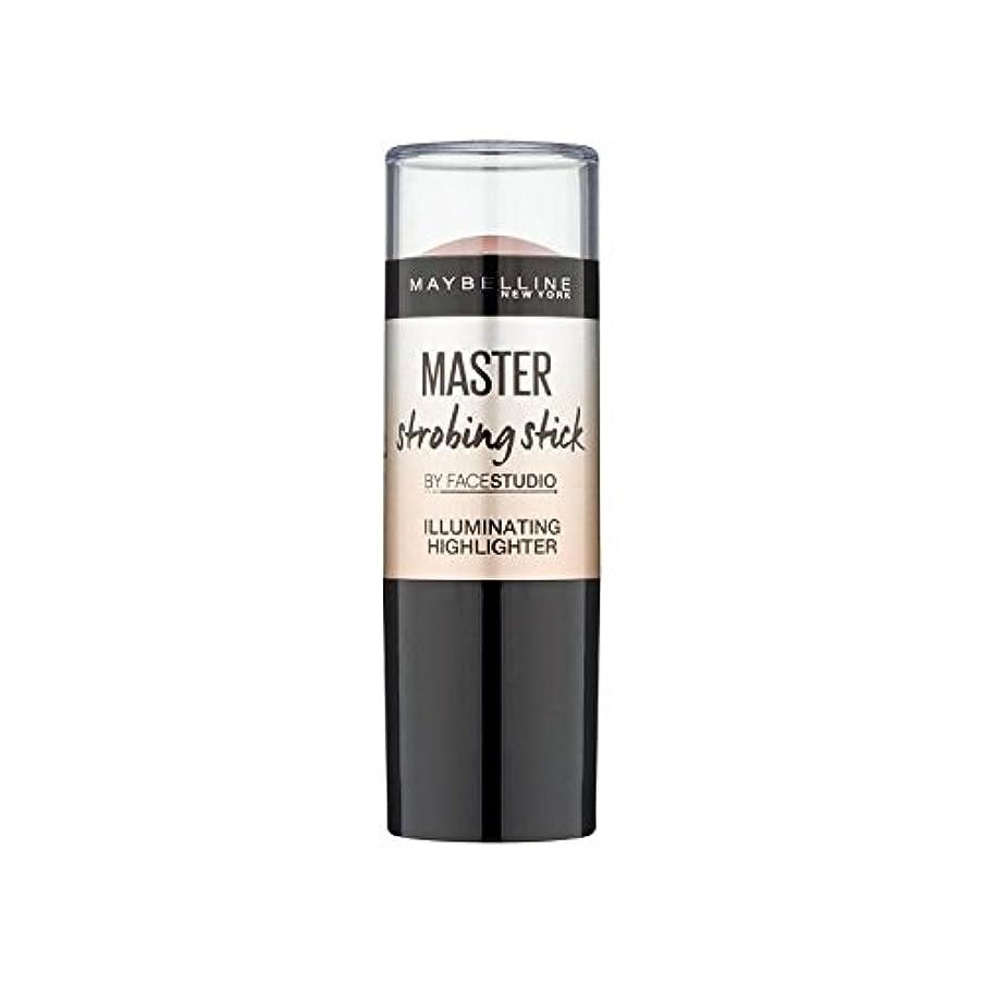 前提流暢ヒューマニスティックメイベリンマスターストロボスティックライト x2 - Maybelline Master Strobing Stick Light (Pack of 2) [並行輸入品]