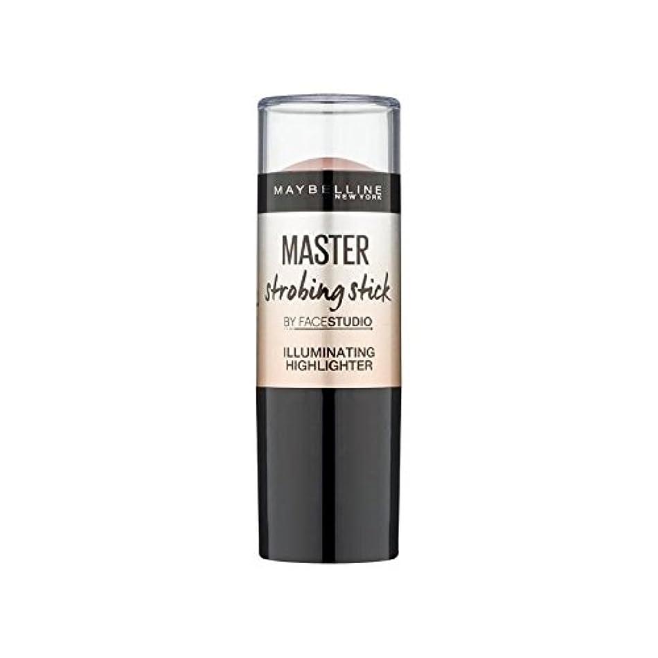 芸術的原始的な合法メイベリンマスターストロボスティックライト x2 - Maybelline Master Strobing Stick Light (Pack of 2) [並行輸入品]