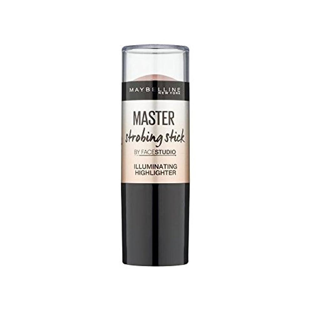 変数カタログおめでとうメイベリンマスターストロボスティックライト x2 - Maybelline Master Strobing Stick Light (Pack of 2) [並行輸入品]
