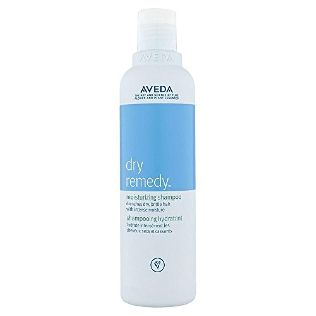 ネズミラフ睡眠下に[AVEDA] アヴェダドライ救済保湿シャンプー250Ml - Aveda Dry Remedy Moisturizing Shampoo 250ml [並行輸入品]