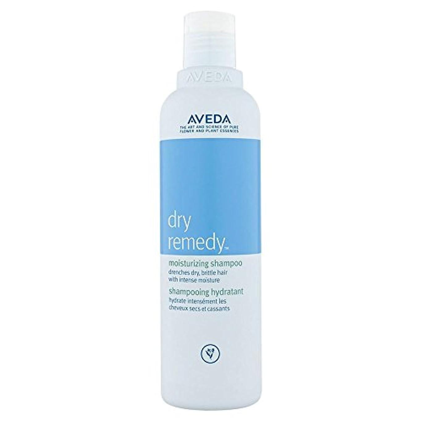 着替える植物のずんぐりした[AVEDA] アヴェダドライ救済保湿シャンプー250Ml - Aveda Dry Remedy Moisturizing Shampoo 250ml [並行輸入品]