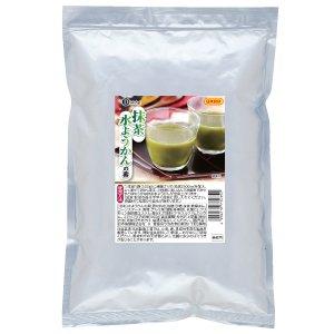 抹茶水ようかんの素500g 日本食研 業務用