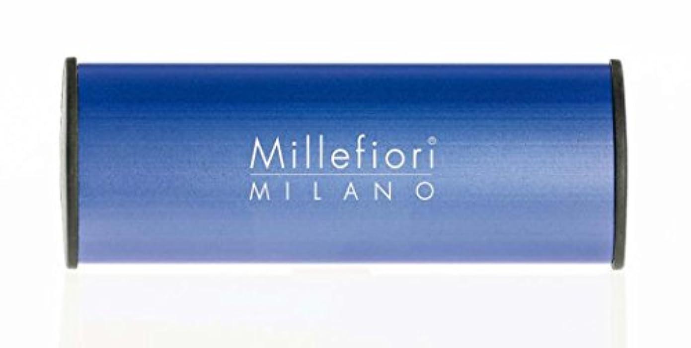 海外シェーバーおもちゃMillefiori カーエアフレッシュナー [CLASSIC] Dブルー グレープカシス CDIF-A-010