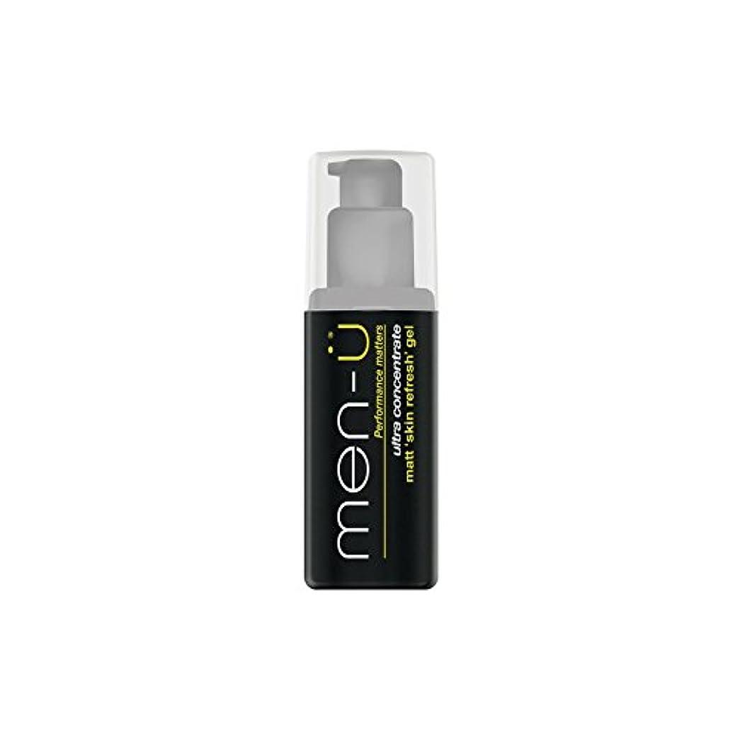 ベックス慎重痛みMen-? Matt Skin Refresh Gel (100ml) (Pack of 6) - 男性-?マット肌のリフレッシュジェル(100)に x6 [並行輸入品]