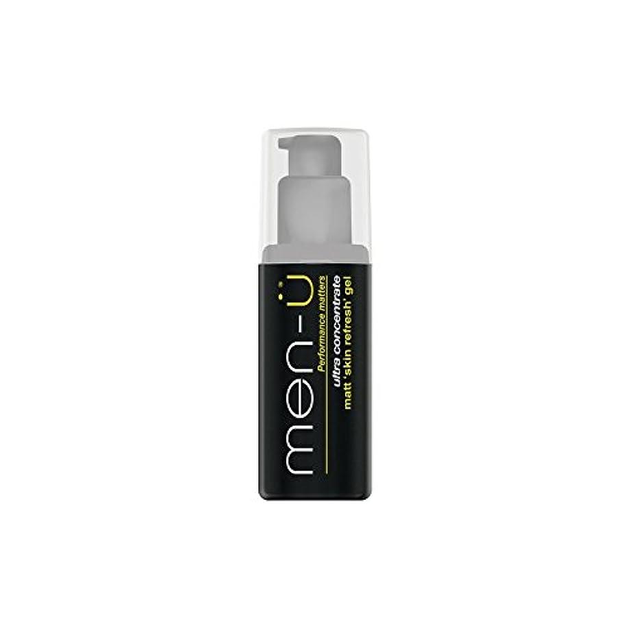 抑制するする必要がある代わりにを立てるMen-? Matt Skin Refresh Gel (100ml) - 男性-?マット肌のリフレッシュジェル(100)に [並行輸入品]