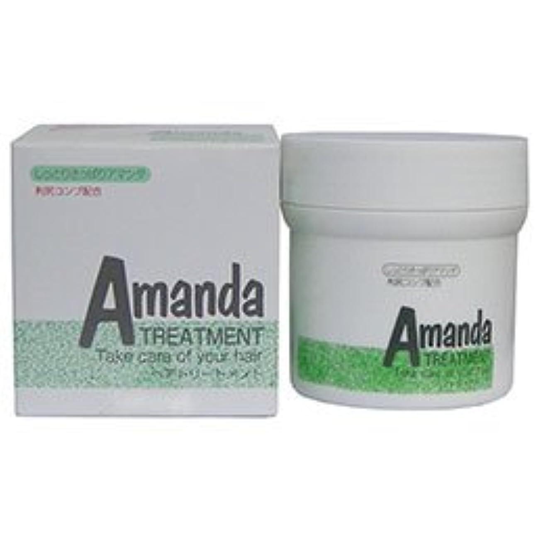 実装するトピック香ばしいアマンダヘアトリートメント 400g