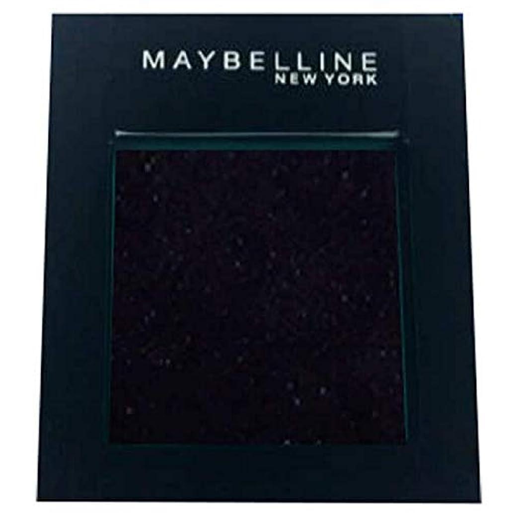 ドレイン資本主義普通に[Maybelline ] メイベリンカラーショーシングルアイシャドウ125の夜 - Maybelline Color Show Single Eyeshadow 125 Night [並行輸入品]