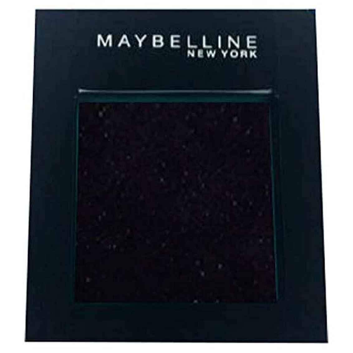 結び目思想公式[Maybelline ] メイベリンカラーショーシングルアイシャドウ125の夜 - Maybelline Color Show Single Eyeshadow 125 Night [並行輸入品]