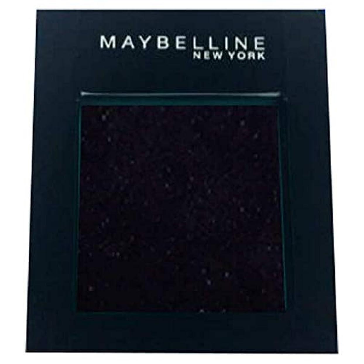 入札堂々たる兵器庫[Maybelline ] メイベリンカラーショーシングルアイシャドウ125の夜 - Maybelline Color Show Single Eyeshadow 125 Night [並行輸入品]