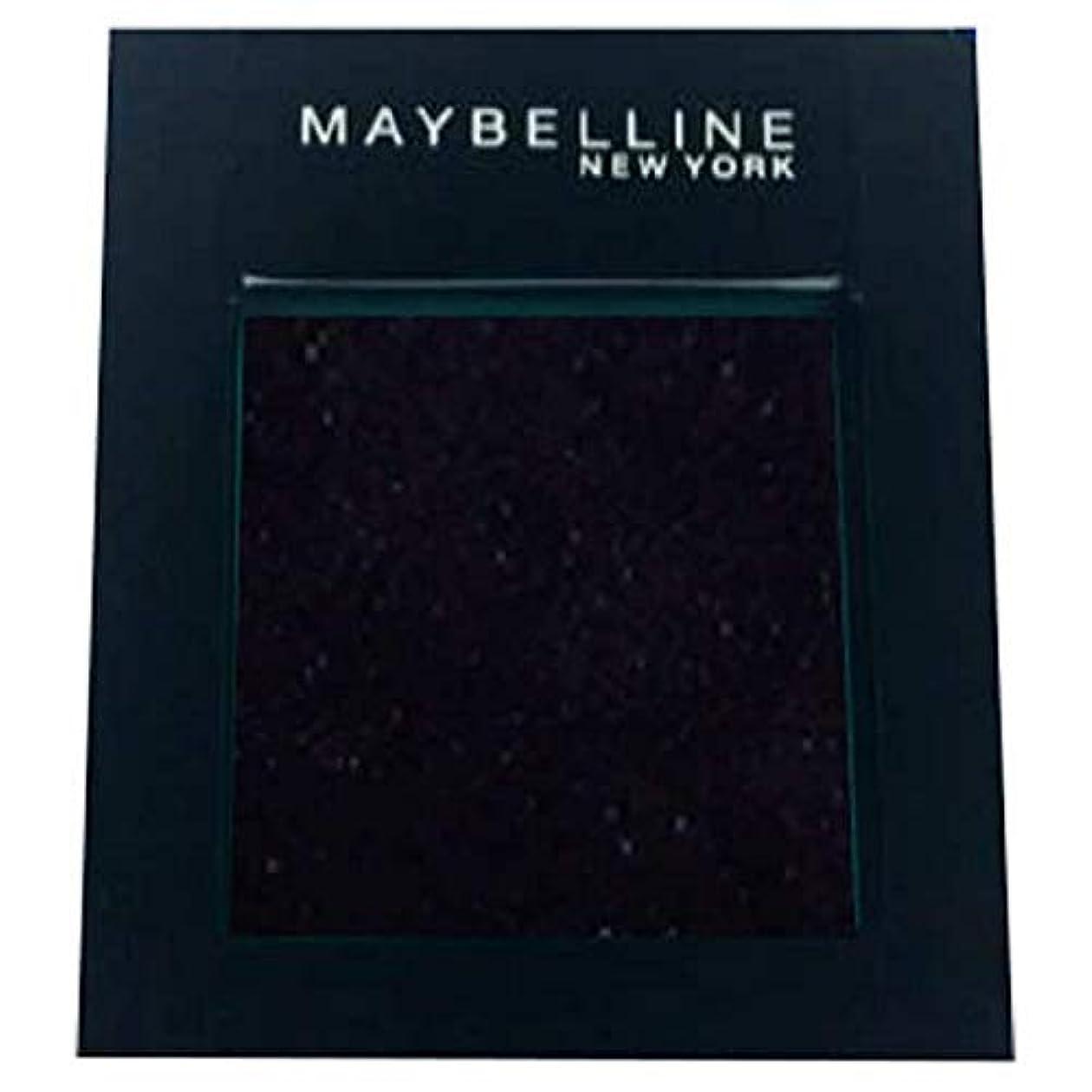 天気掃除準備した[Maybelline ] メイベリンカラーショーシングルアイシャドウ125の夜 - Maybelline Color Show Single Eyeshadow 125 Night [並行輸入品]