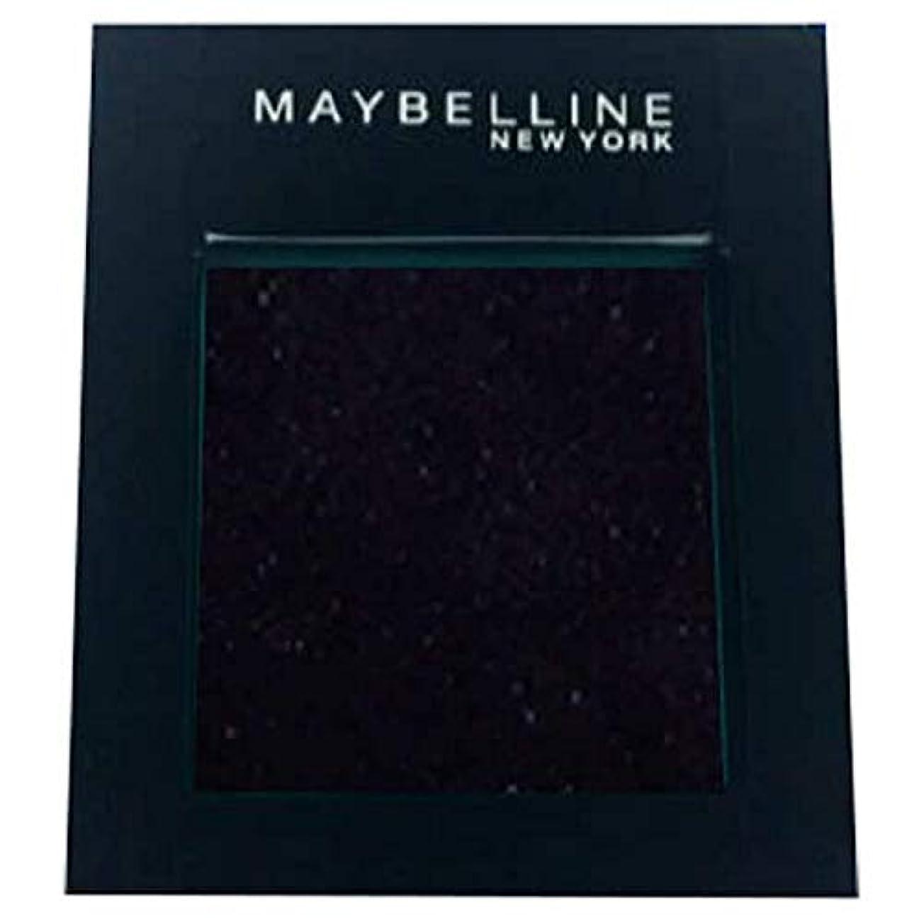 収束ブラシデンプシー[Maybelline ] メイベリンカラーショーシングルアイシャドウ125の夜 - Maybelline Color Show Single Eyeshadow 125 Night [並行輸入品]