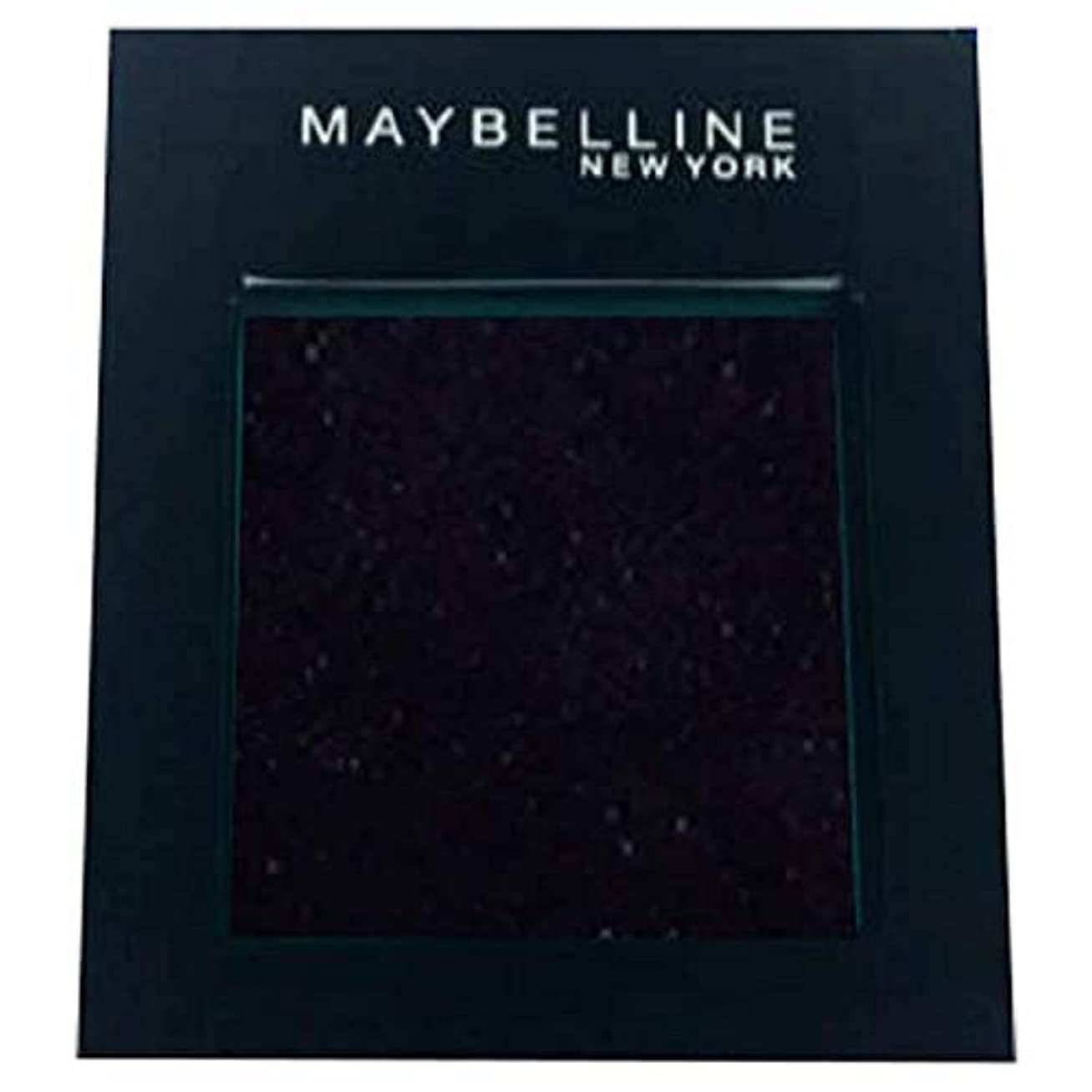 海洋のプランテーションガス[Maybelline ] メイベリンカラーショーシングルアイシャドウ125の夜 - Maybelline Color Show Single Eyeshadow 125 Night [並行輸入品]