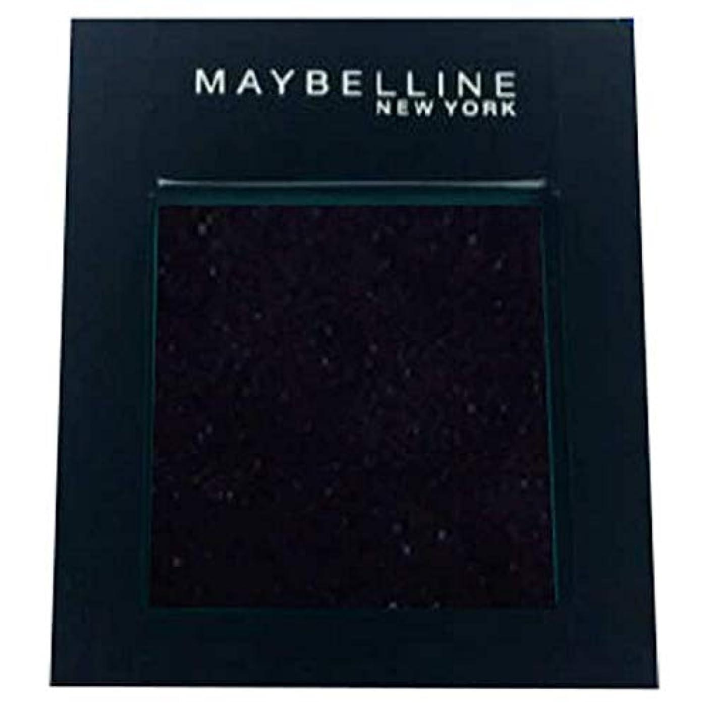 省略する果てしない勘違いする[Maybelline ] メイベリンカラーショーシングルアイシャドウ125の夜 - Maybelline Color Show Single Eyeshadow 125 Night [並行輸入品]