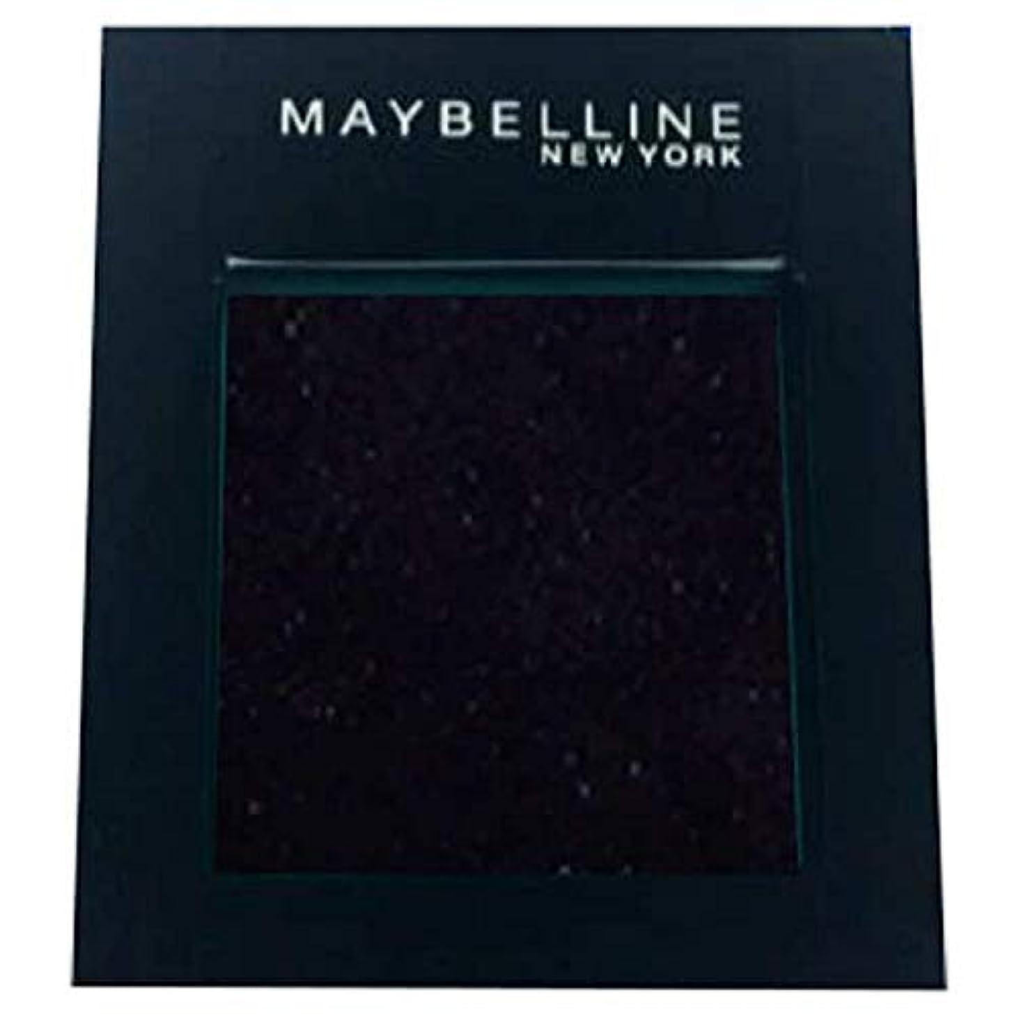 狂気重要免疫[Maybelline ] メイベリンカラーショーシングルアイシャドウ125の夜 - Maybelline Color Show Single Eyeshadow 125 Night [並行輸入品]