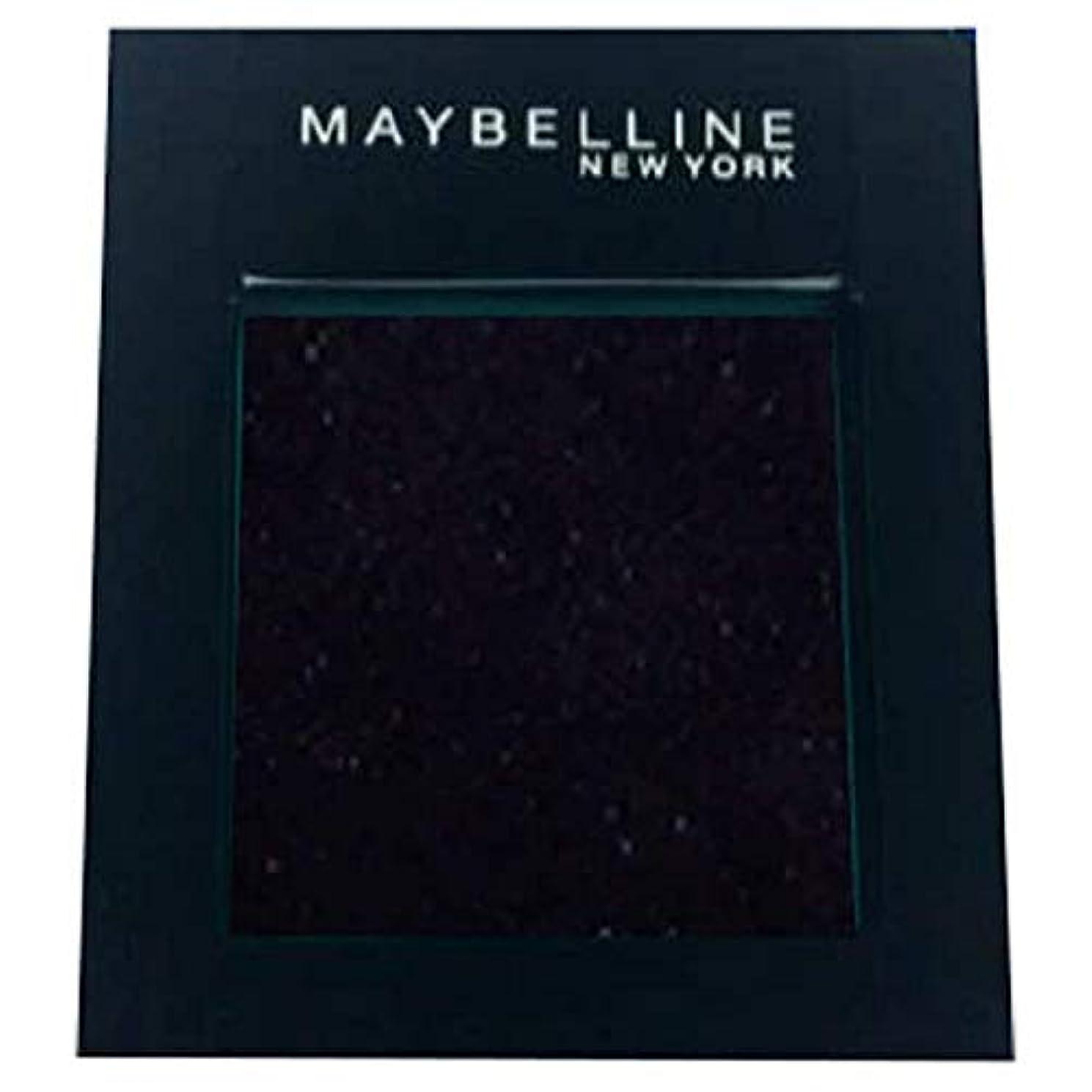 モニカカテゴリー手荷物[Maybelline ] メイベリンカラーショーシングルアイシャドウ125の夜 - Maybelline Color Show Single Eyeshadow 125 Night [並行輸入品]