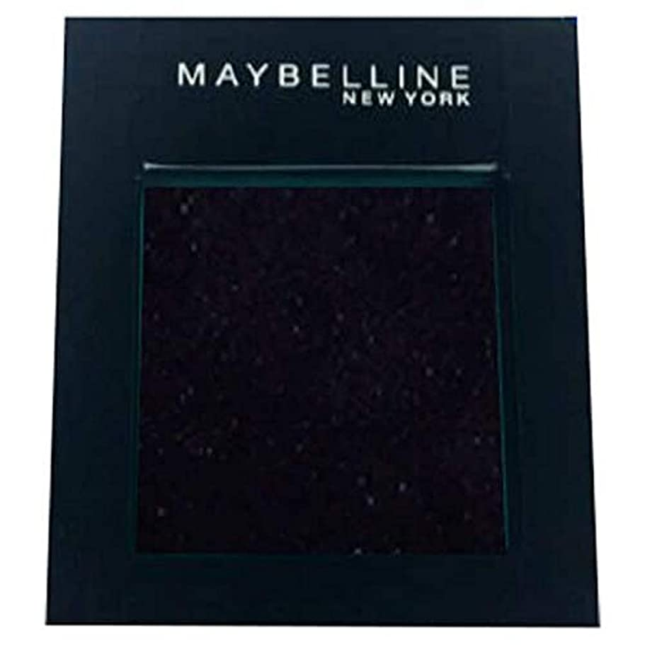 傘章ナチュラル[Maybelline ] メイベリンカラーショーシングルアイシャドウ125の夜 - Maybelline Color Show Single Eyeshadow 125 Night [並行輸入品]