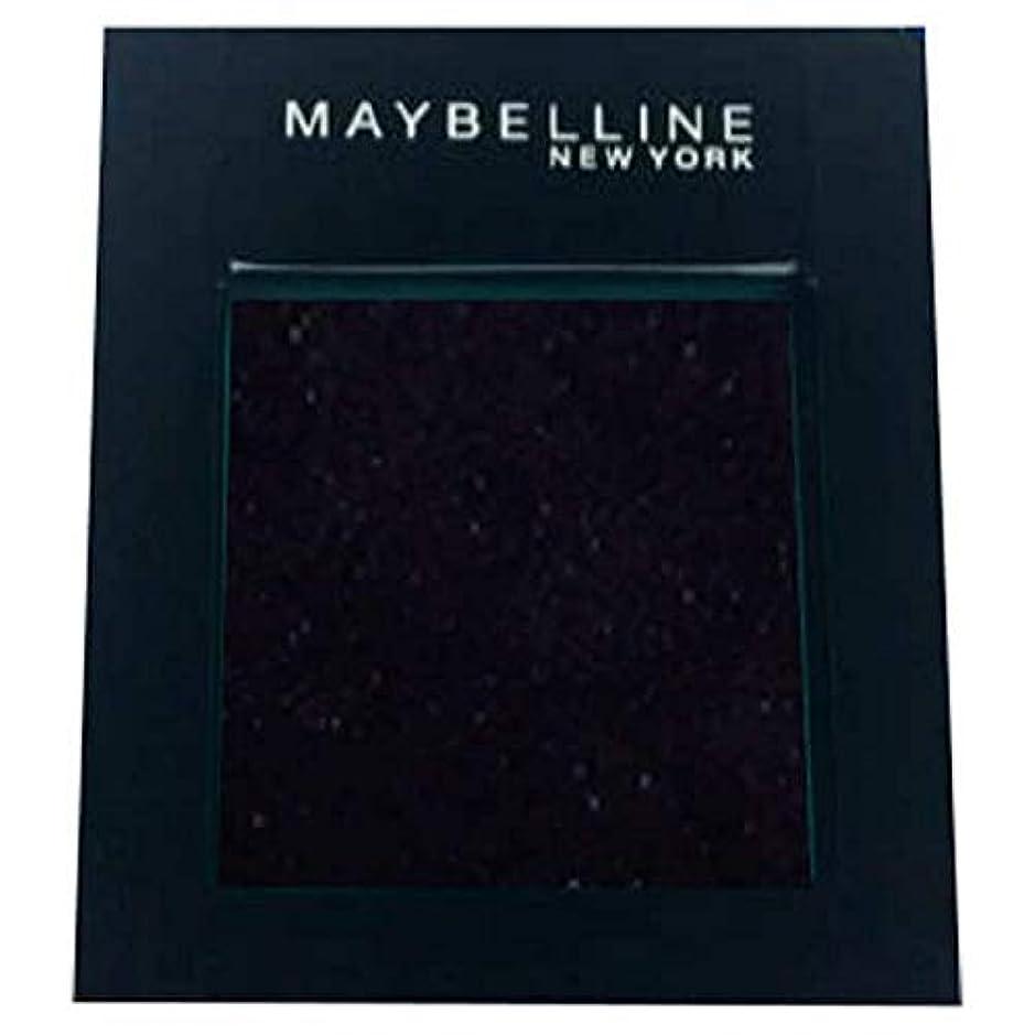 [Maybelline ] メイベリンカラーショーシングルアイシャドウ125の夜 - Maybelline Color Show Single Eyeshadow 125 Night [並行輸入品]